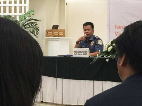 Negros Oriental police director relieved