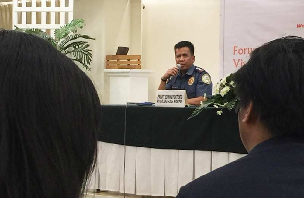 Negros Oriental police director relieved