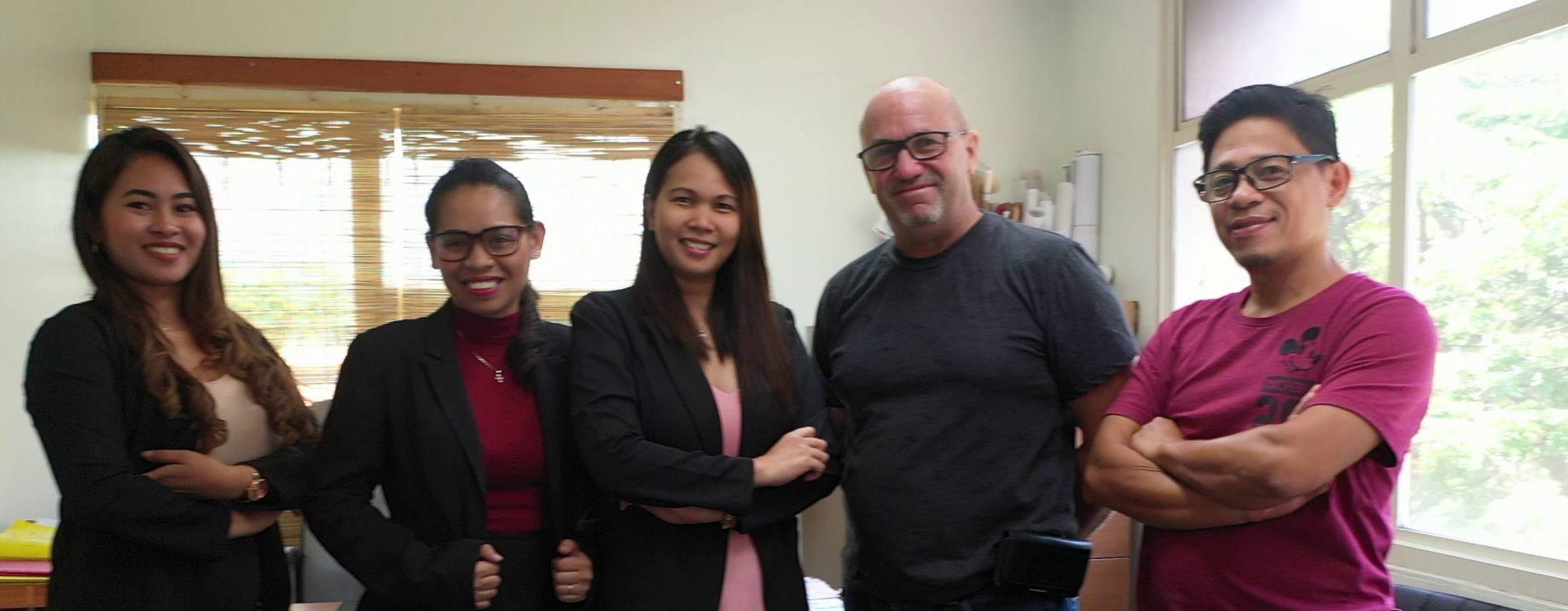 filipino business partners