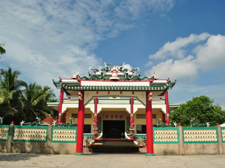 Chinese Bell Church