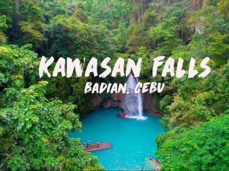 Kawasan falls(Badian)