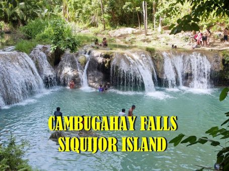 Siquijor Cambugahay Falls