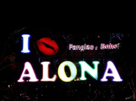 Alona, a Bohol's Hidden Paradise