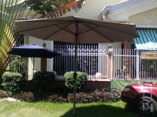 GARDEN UMBRELLA HEAVY DUTY LARGE