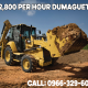 Dumaguete Backhoe Loader for Rent