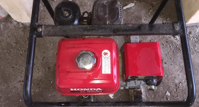 Honda generator Ez3500