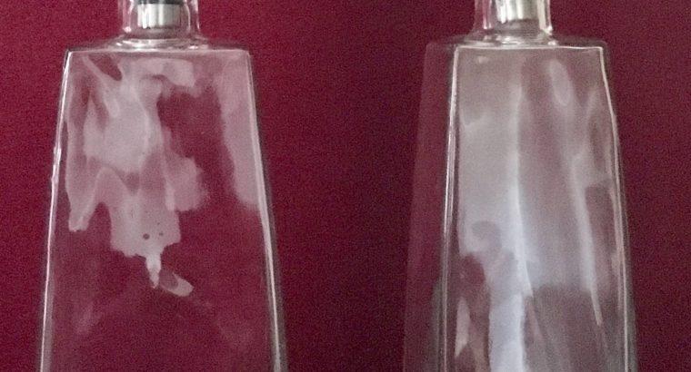 BOTTLES (650 ml each)