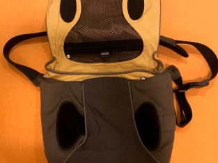 Travel or Laptop bag The original Crumpler bag