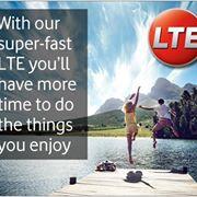 Unlimited Smart LTE 4G Business Line Internet Still Here Serving