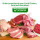 Fresh Meat & Poultry Products