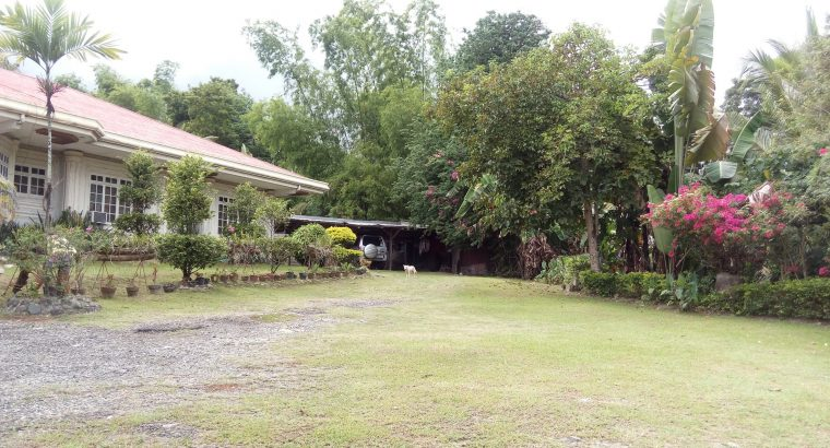 HOUSE FOR SALE ALONG THE NATIONAL HIGHWAY