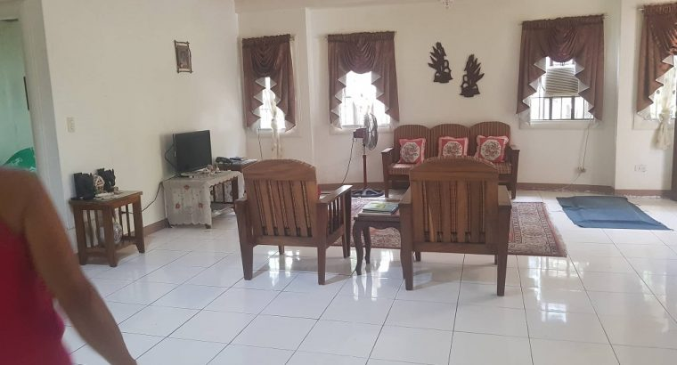 HOUSE AND LOT FOR SALE IN DUMAGUETE CITY