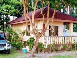 ID 14580 – BEACHFRONT HOUSE FOR SALE IN ZAMBOANGUITA