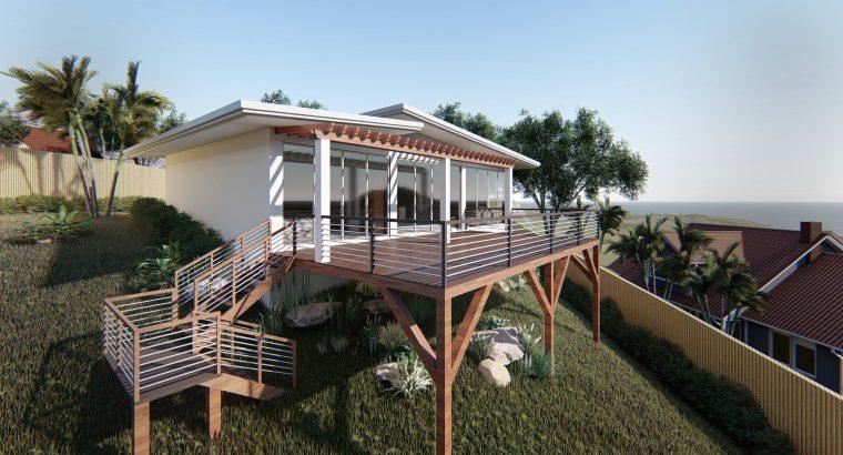 Ocean View Custom Homes For Sale