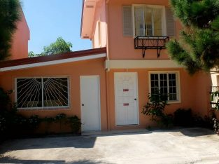 HOUSE AND LOT FOR SALE IN A SUBDIVISION