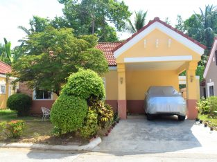HOUSE AND LOT FOR SALE IN A SUBDIVISION (ID 14611)