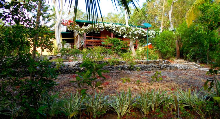 OCEAN VIEW LOT WITH HOUSE FOR SALE