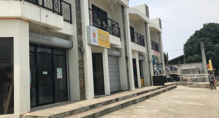 COMMERCIAL BUILDING AND LOT FOR SALE