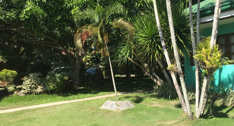 BEACH RESORT FOR SALE IN NEGROS