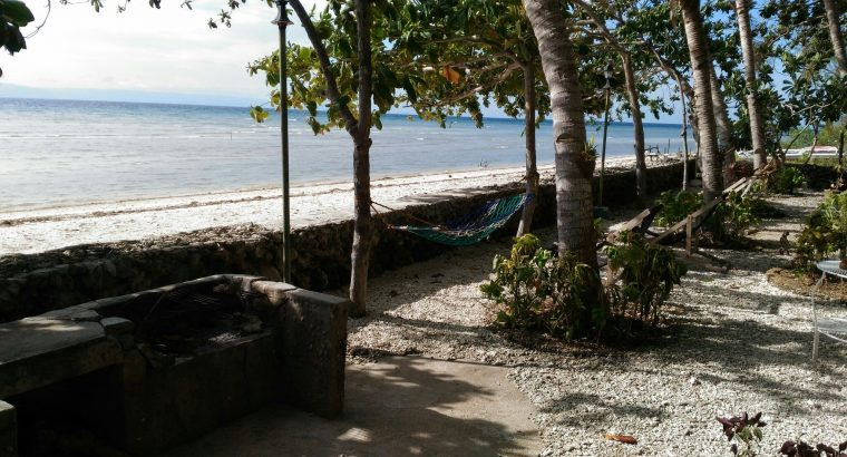 BEACHFRONT DIVE RESORT FOR SALE IN SIQUIJOR