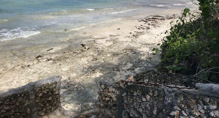BEACH LOT FOR SALE WITH FIXER UPPER COTTAGES