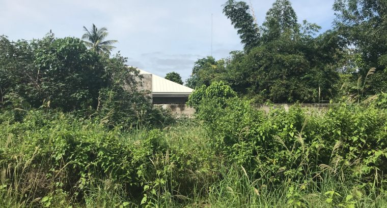 SMALL LOT FOR SALE IN DUMAGUETE CITY