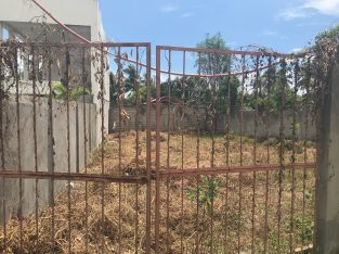 LOT FOR SALE IN A QUIET DEVELOPMENT IN BACONG