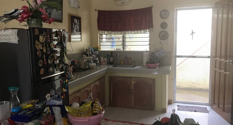 Good Value House and Lot For Sale in Valencia