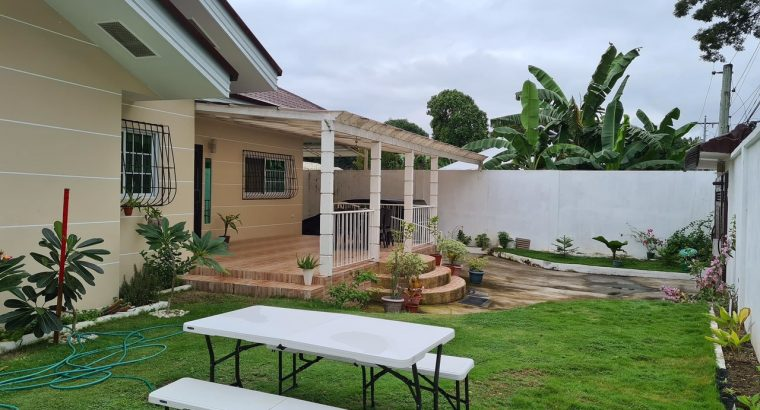 DUMAGUETE HOUSE AND LOT FOR SALE