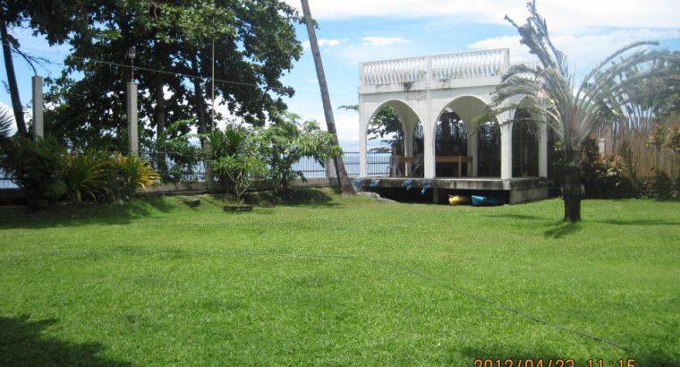 Br Dauin Beachhouse on the Sanctuary