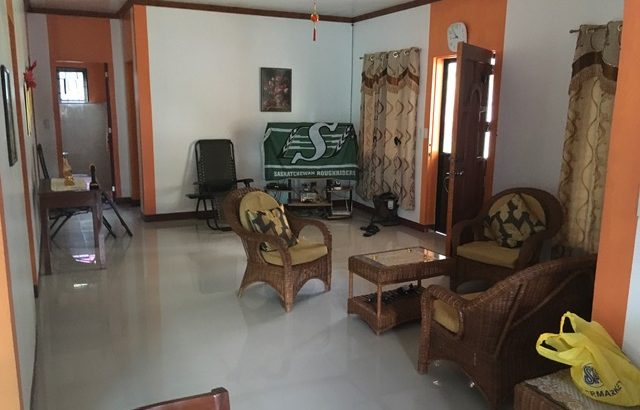 West Balabag Valencia House for Rent