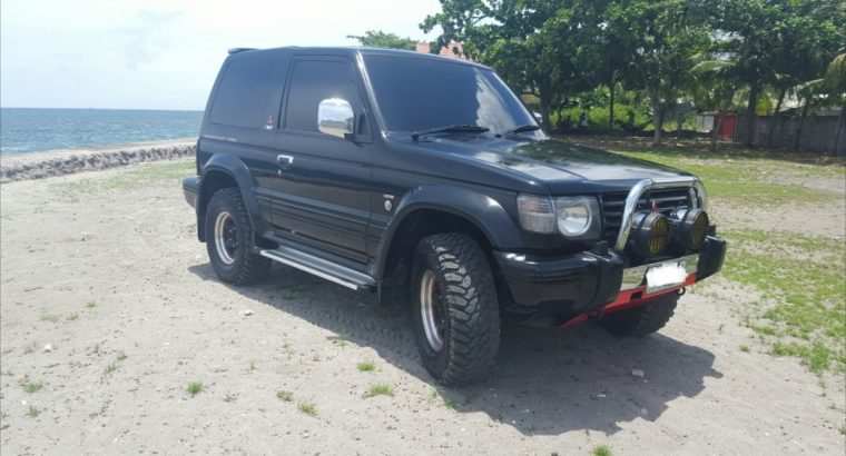 2003 Pajero 3dr Automatic