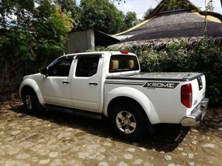 Nissan Navara Krome 4X4 2011