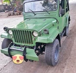 SOLD Jeep Willys