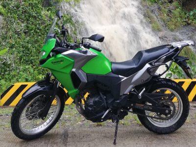 Kawasaki VersysX Motorcycle