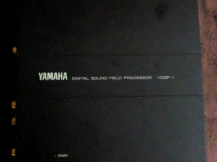 For Sale: YAMAHA YDSP-C1 Car Audio Digital Sound Field Processor/Equalizer