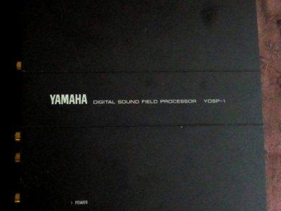 For Sale: YAMAHA YDSP-C1 Car Audio Digital Sound Field Processor/Equalizer