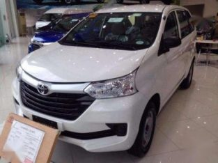 Virtually New Toyota Avanza
