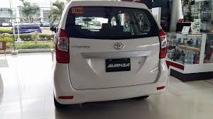 Virtually New Toyota Avanza