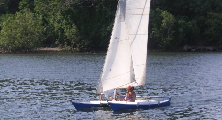 14 ft. Catamaran for sale