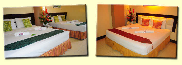 Hotel Nicanor Dumaguete - Rooms