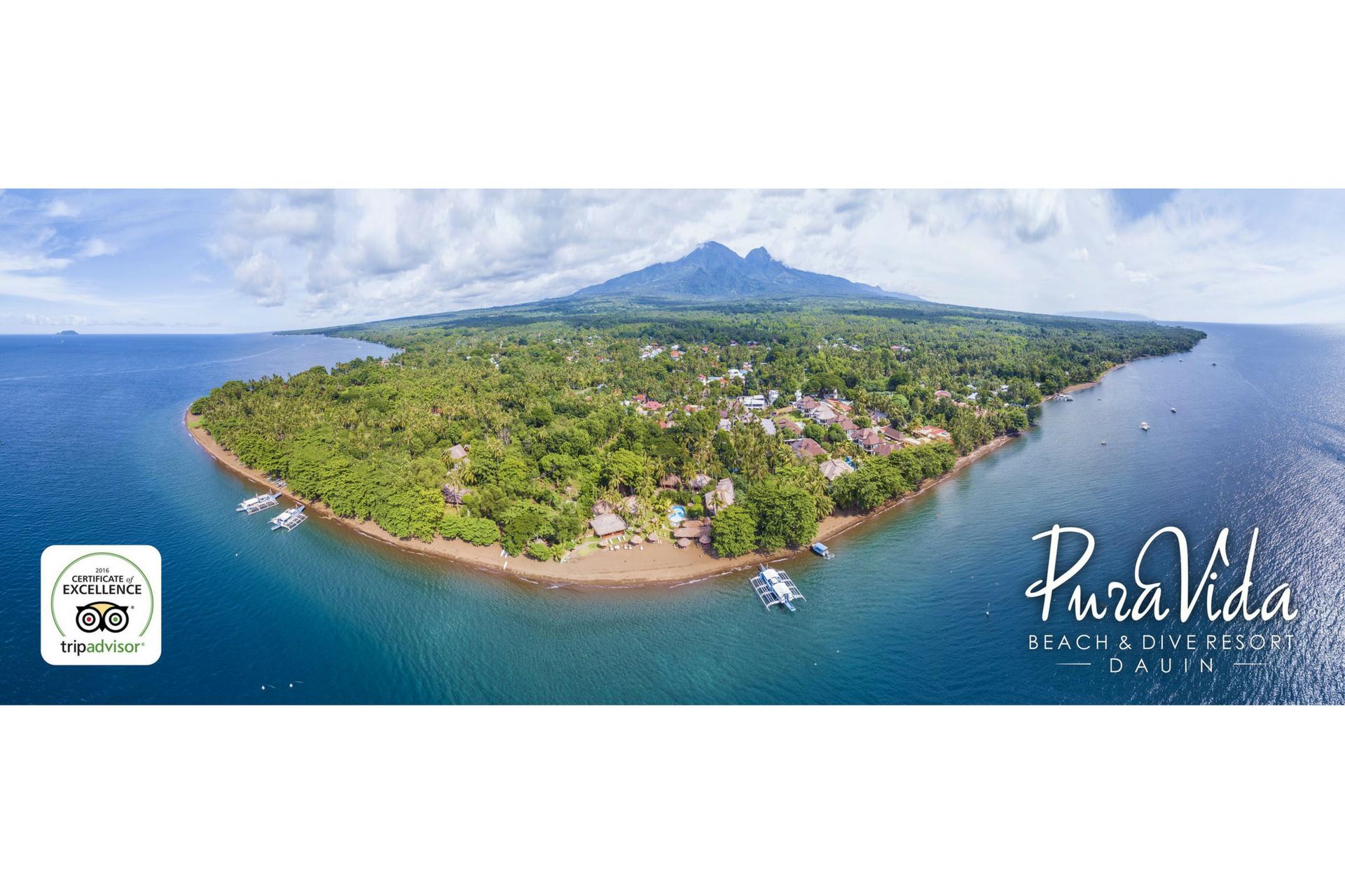 Pura Vida Beach Dive Resort