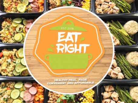 Eat Right – Healthy Meal Delivery Service