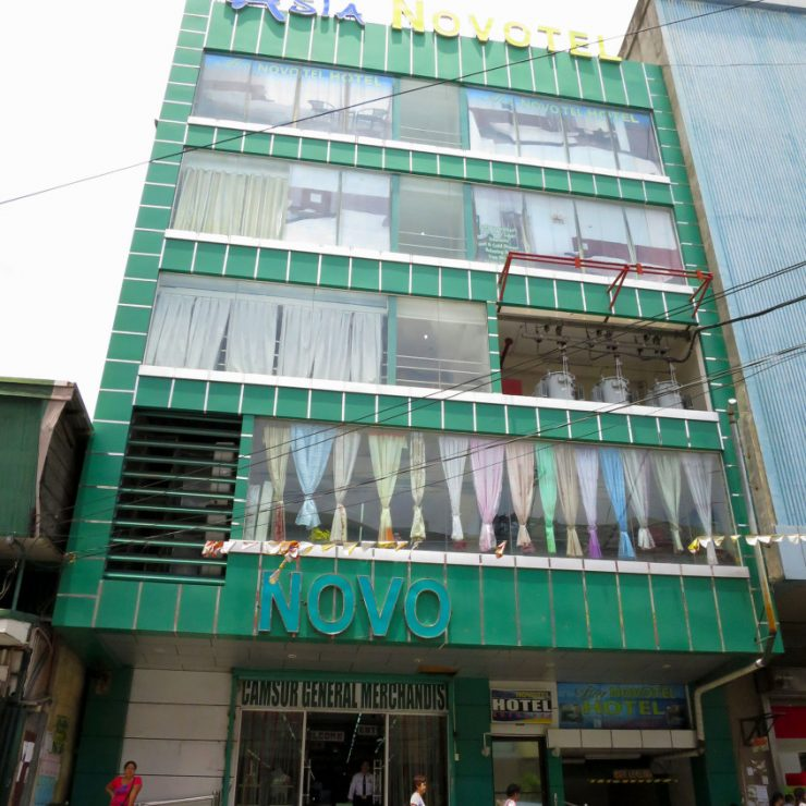 Asia Novo Boutique Hotel Inc