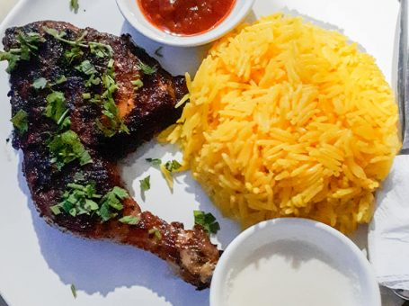 Dumaguete's Best Arabic Food