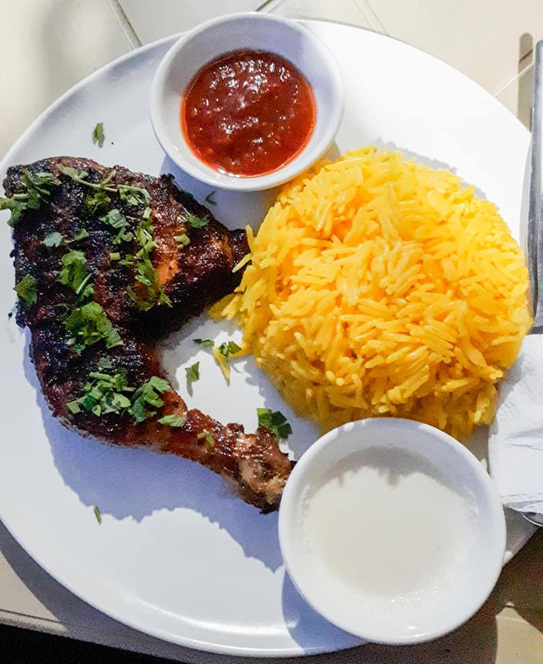 Dumaguete's Best Arabic Food