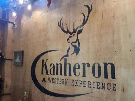 Kanheron, Siquijor's taste of the west