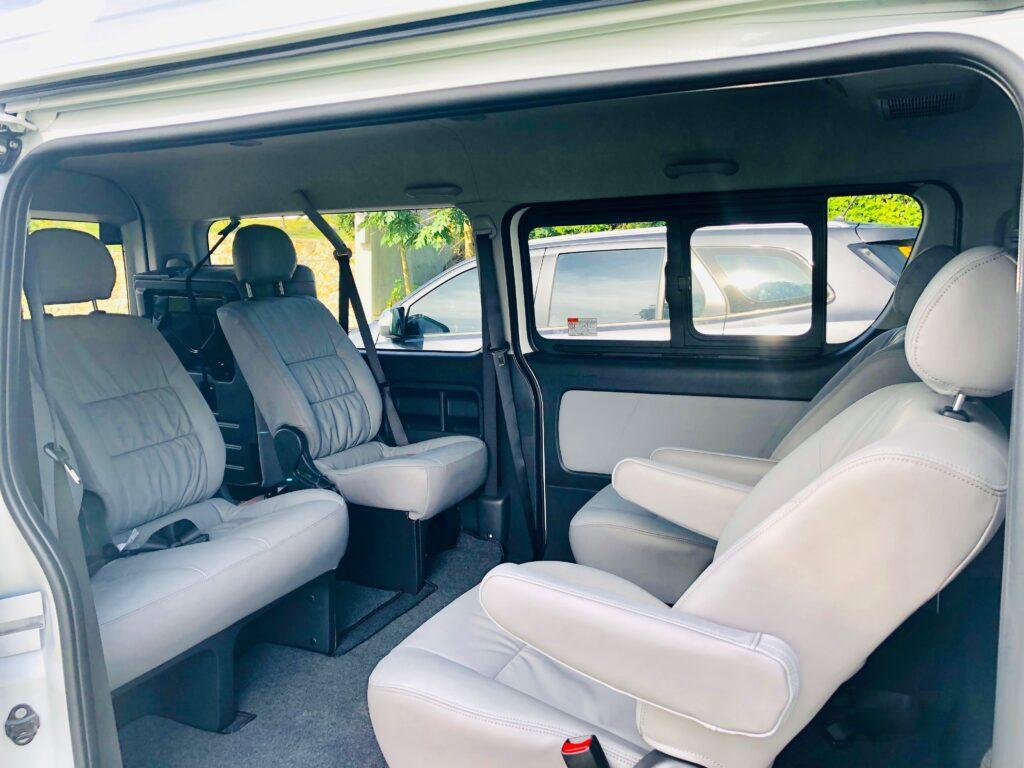 VIP Tourist Shuttle Transport – Dumaguete City