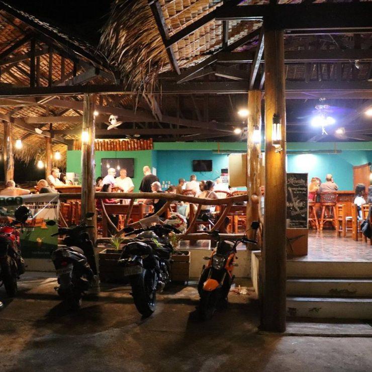 Bamboo Bobs Bar and Restaurant