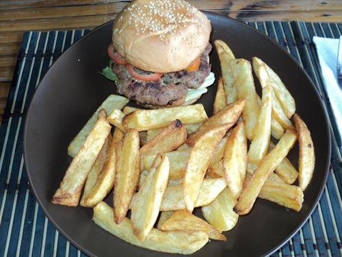 La Fieast burger